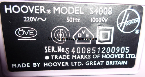 hoover s 4008 11